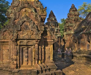 Temple of Banteay Srei