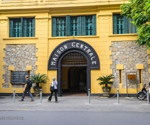 Hoa Lo Prison – Maison Centrale in Hanoi