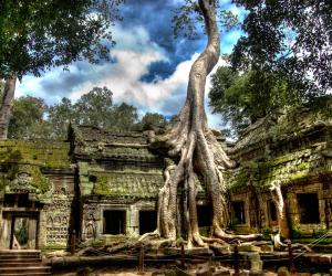 Temple of Ta Prohm