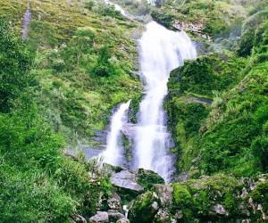 Thac Bac Waterfall