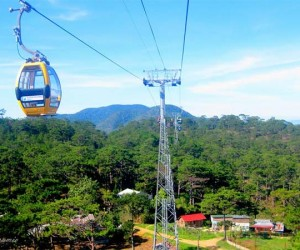 Robin Hill Cable Car
