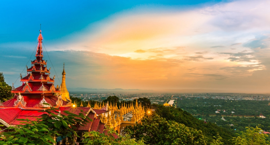 myanmar experience (6 days / 5 nights)