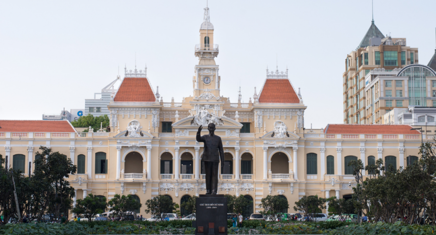 spa & shopping tour in ho Chi Minh City